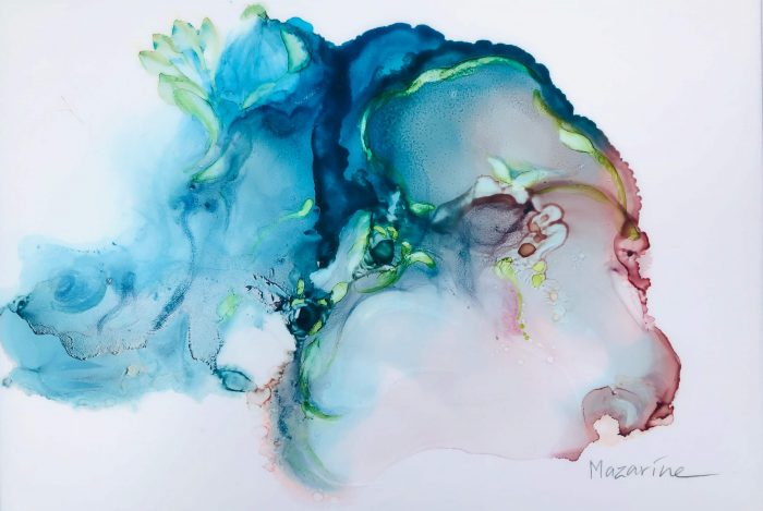 Mazarine Memon