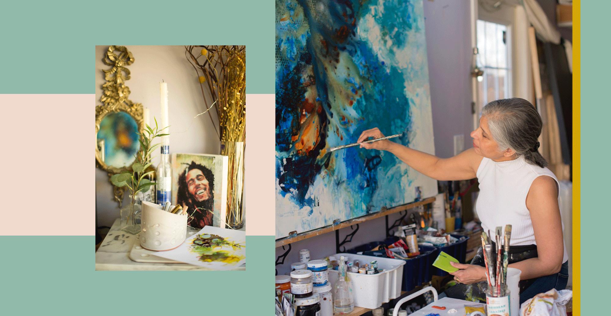 The Artistic Edge– How To Unlock Creative Mindset As Mazarine Memon - A Business Gamechanger